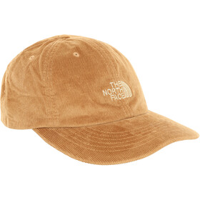 The North Face Corduroy Ball Casquette, utility brown